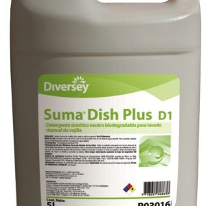 SUMA DISH PLUS D1 LAVALOZAS (BIDON DE 20 LTRS)