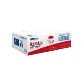 PAÑO WYPLALL X70 WETTASK 6 ROLLOS 150 PAÑOS