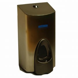 DISPENSADOR PREMIUM REFLECTION  ACERO INOX JABON ESPUMA