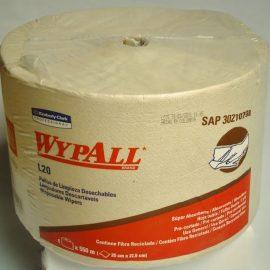 PAÑO WYPAll  L-20 JUMBO ROLL (Bolsa de 1 Rollo Jumbo 550 mtrs)