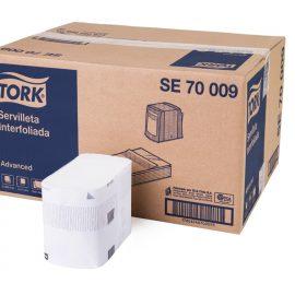 TORK ADVANCED SERVILLETA INTERFOLIADA D/H 24X200 HJ